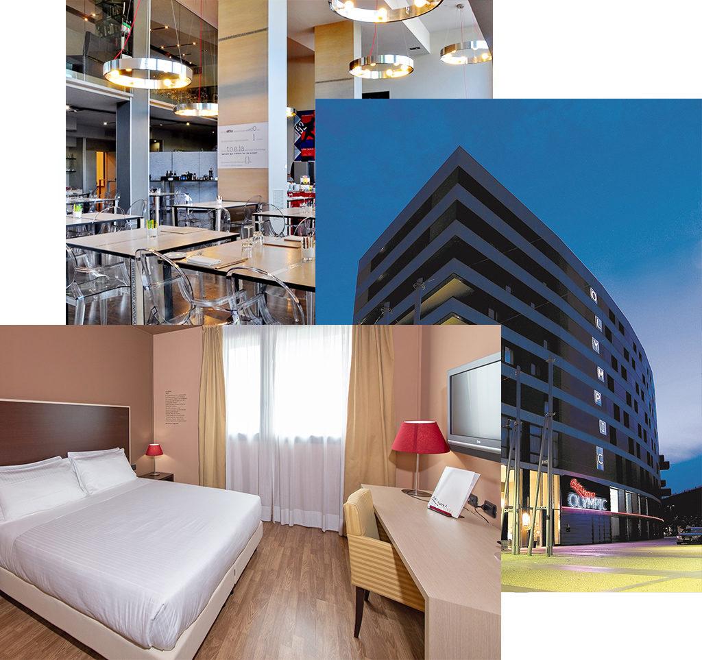Art hotel olympic hotel torino for Hotel design torino